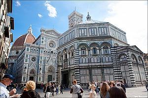 Флоренция / Наш первый отдых в Италии