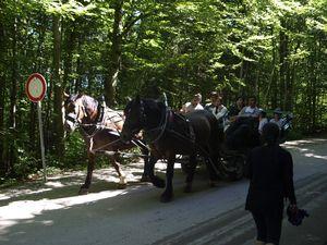 / Из Чехии в Баварию на автомобиле